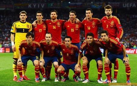 Сборная_Испании