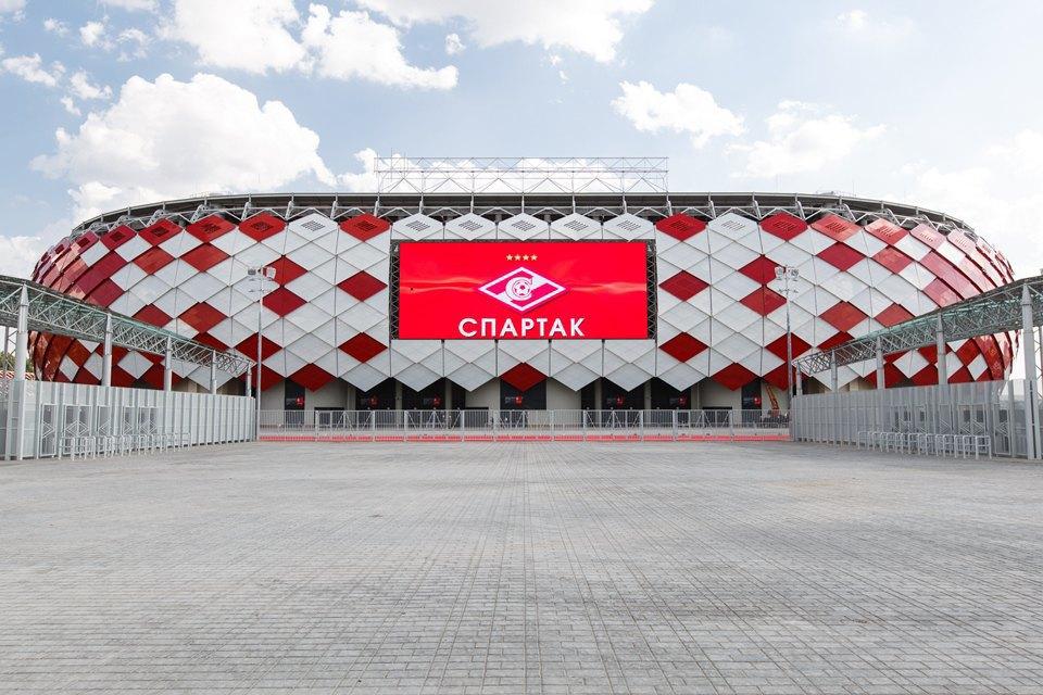 Чемпионат мира по футболу 2018 в Москве - стадионы, матчи, фанзоны