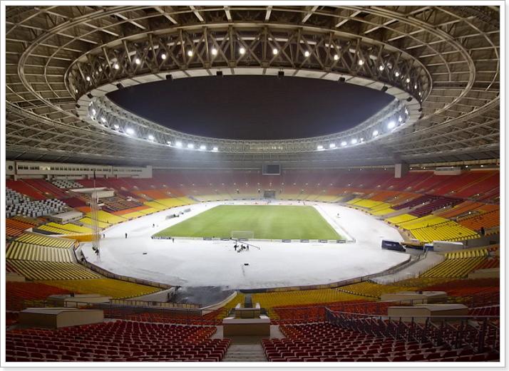 Москва чемпионат мира 2018