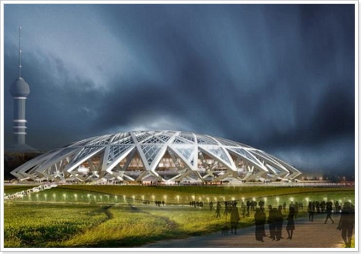 Самара стадион к чемпионату мира