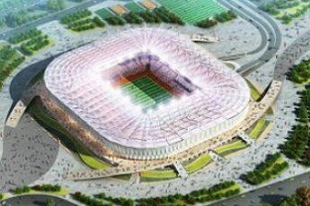 Стадион ЧМ 2018 Ростов-на-Дону