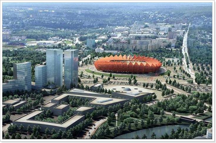 чемпионат мира 2018 Саранск