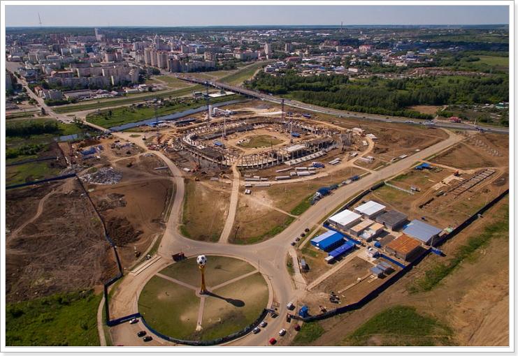 чемпионат мира по футболу Саранск