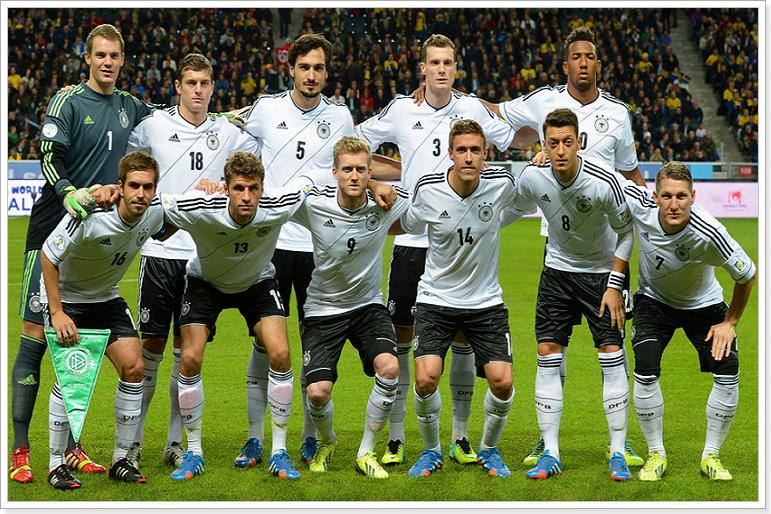 сборная германии по футболу 2018
