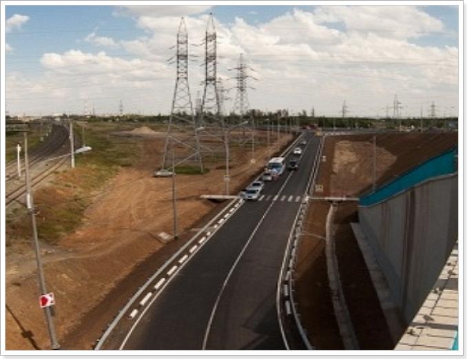 строительство дорог в Волгограде к ЧМ 2015