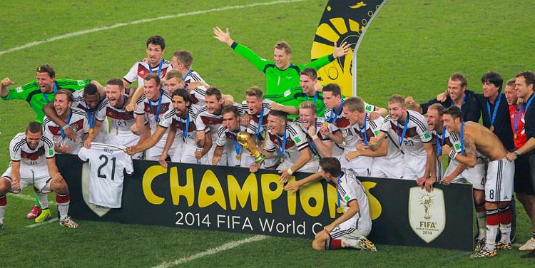 Сборная германии на Чемпионате мира