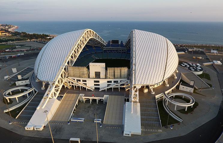 Чемпионат мира по футболу 2018 в Сочи - стадионы, матчи, фанзоны