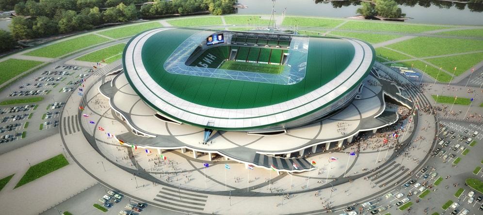 Чемпионат мира по футболу 2018 в Казани - стадионы, матчи, фанзоны