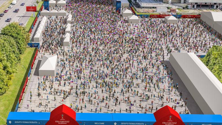 Чемпионат мира по футболу 2018 в Калининграде - стадионы, матчи, фанзоны