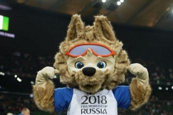Символика Чемпионата мира 2018