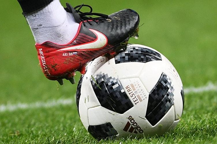 Футбольный мяч ЧМ 2018