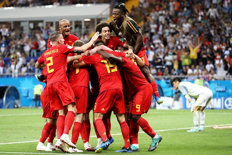 Сборная Бельгии на ЧМ-2018 - состав, расписание матчей, путь по турниру