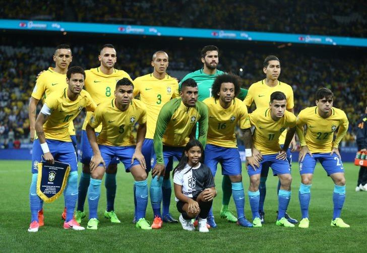 Состав сборной Бразилии наЧМ-2018 ирасписание матчей
