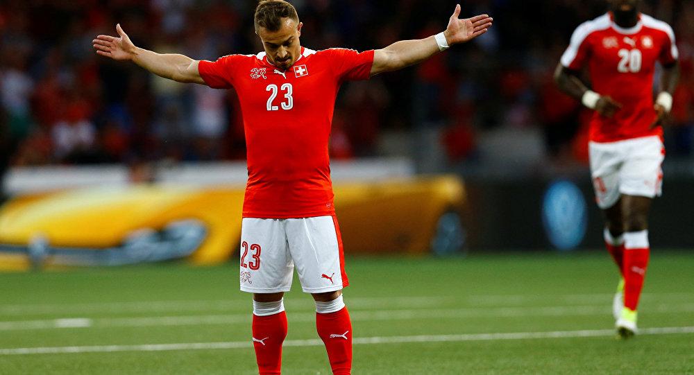 Сборная Швейцарии на ЧМ-2018 -состав, расписание матчей, путь на турнире