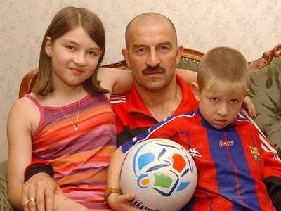 Станислав Черчесов - биография, информация, личная жизнь