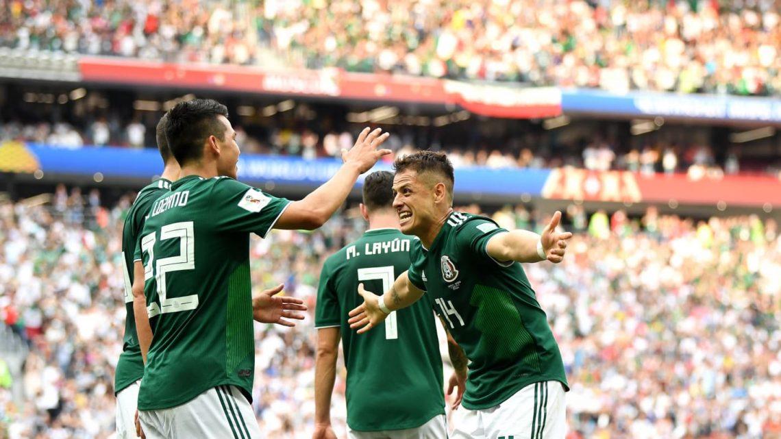 Сборная Мексики на ЧМ-2018 - состав и расписание матчей, путь по турниру