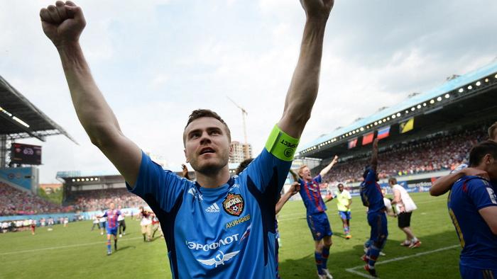 Игорь Акинфеев - биография и интересные факты из жизни футболиста
