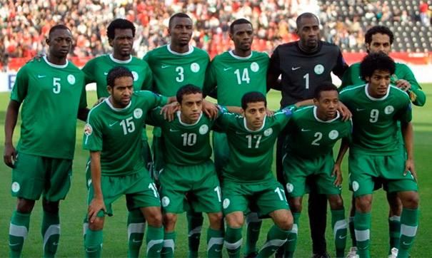 Сборная Саудовской Аравии по футболу на ЧМ 2018