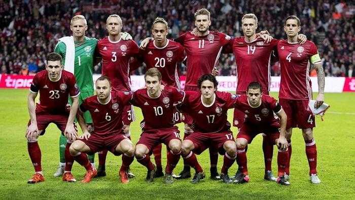 С кем и когда сборная Дании сыграет на ЧМ-2018