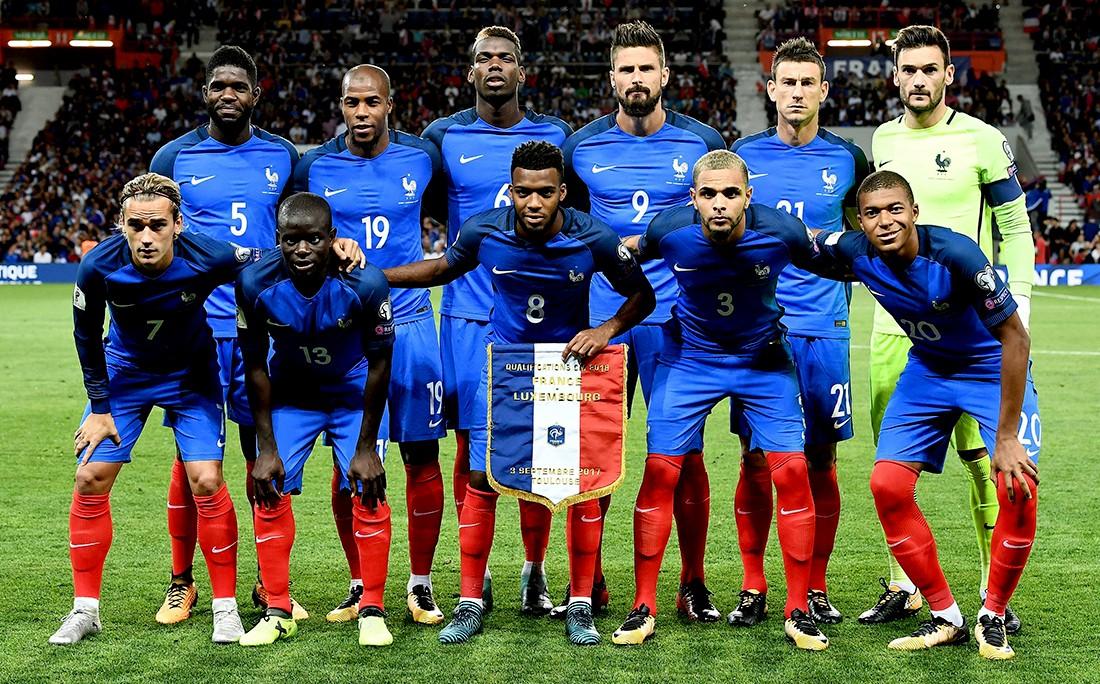 Состав сборной Франции на ЧМ-2018 и расписание матчей