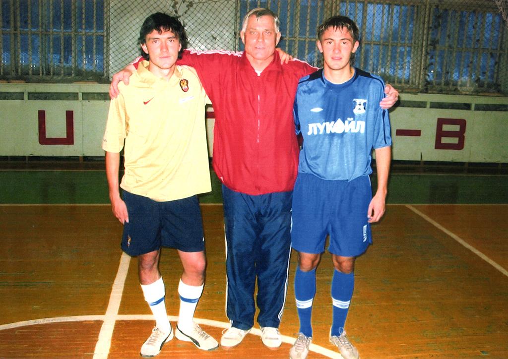 Футболист Юрий Жирков: биография, достижения, личная жизнь и интересные факты