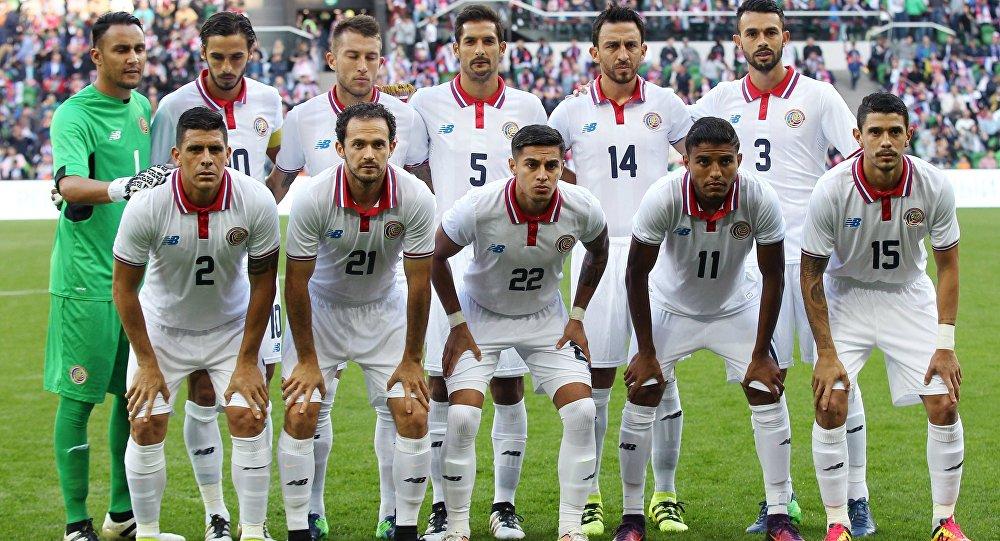Сборная Коста-Рики на ЧМ-2018 - расписание матчей, окончательный состав, путь на турнире