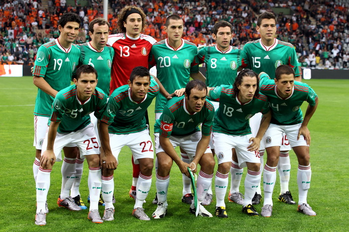Сборная Мексики на ЧМ-2018 - состав игроков и расписание матчей