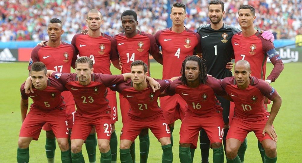 Состав и расписание сборной Португалии на ЧМ-2018
