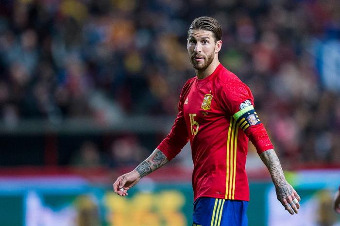Биография футболиста серхъио рамеса испания