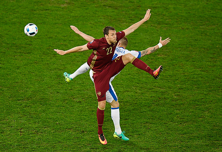 Мнение французского журналиста о русском футболе
