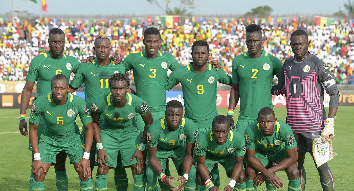 Сборная Сенегала на ЧМ-2018 - окончательный состав, расписание матчей, путь на турнире