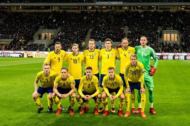 Состав сборной Швеции на ЧМ-2018 и расписание матчей