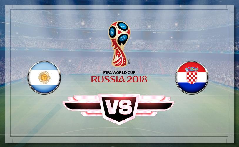 Матч Аргентина - Хорватия 21июня 2018— прогнозы наматч, подробности