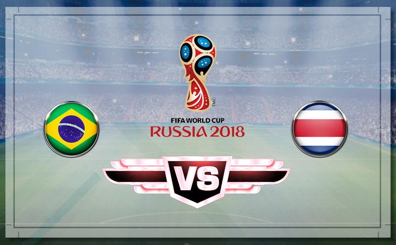 Матч Бразилия - Коста-Рика 22июня 2018— прогнозы наматч, подробности