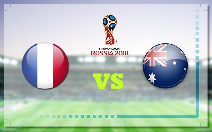 Матч Франция - Австралия 16 июня 2018 - прогнозы на матч, подробности
