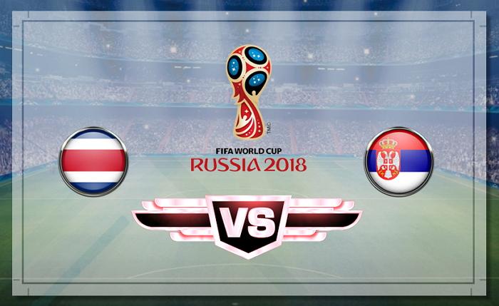 Матч Коста-Рика - Сербия 17июня 2018— прогнозы наматч, подробности
