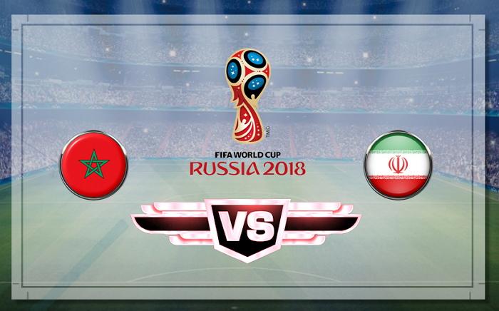 Матч Марокко – Иран 15 июня 2018 - прогнозы на матч, подробности