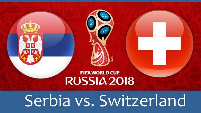Матч Сербия - Швейцария 22июня 2018— прогнозы наматч, подробности