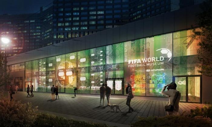 Hyundai привезет экспозицию Музея мирового футбола FIFA из Цюриха в Москву