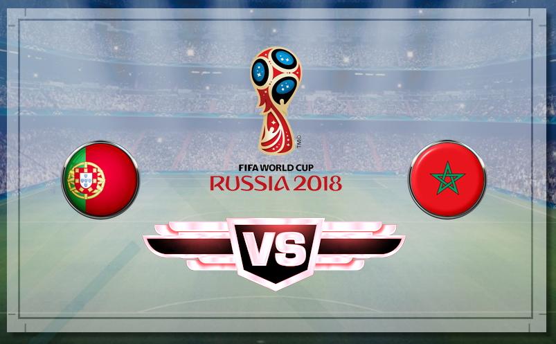 Матч Португалия - Марокко 20июня 2018— прогнозы наматч, подробности