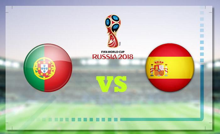Матч Португалия - Испания 15 июня 2018 - прогнозы на матч, подробности