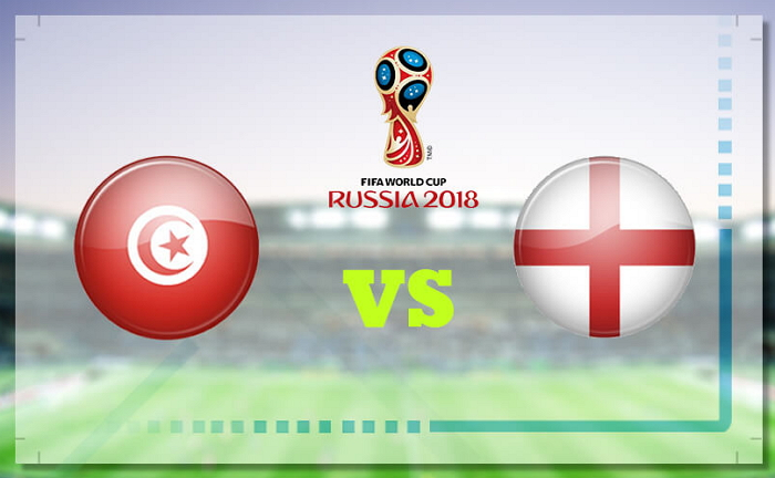 Матч Тунис - Англия 18июня 2018— прогнозы наматч, подробности