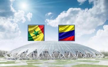 Матч Сенегал - Колумбия 28июня 2018— прогнозы наматч, подробности