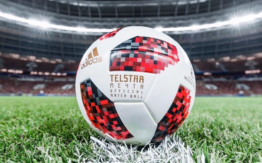 FIFA представила официальный мяч стадии плей-офф ЧМ-2018