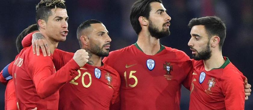 Матч 1/8 финала Уругвай - Португалия 30июня 2018— прогнозы наматч, подробности