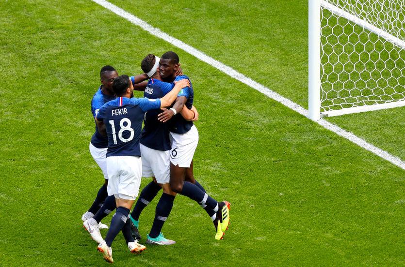 Матч Франция - Австралия: обзор, результат, видео голов
