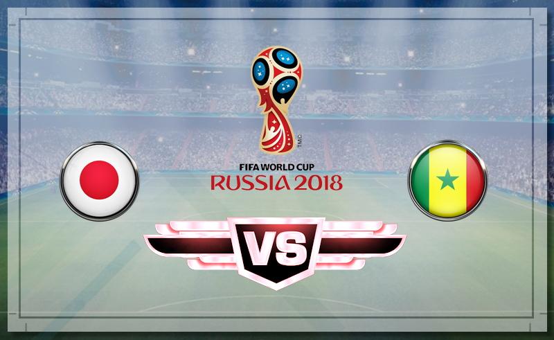 Матч Япония - Сенегал 24июня 2018— прогнозы наматч, подробности