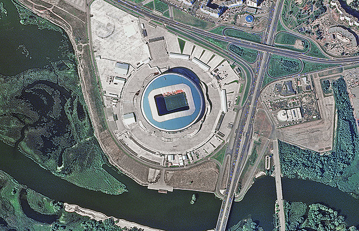 Казань Арена