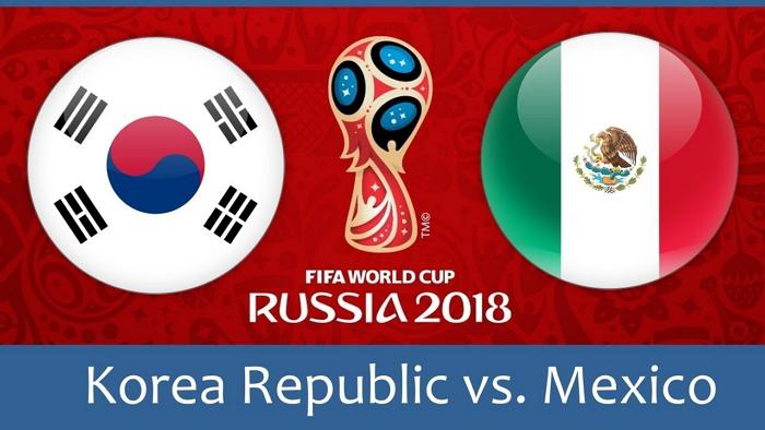 Матч Южная Корея - Мексика 23июня 2018— прогнозы наматч, подробности