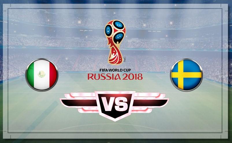 Матч Мексика - Швеция 27июня 2018— прогнозы наматч, подробности